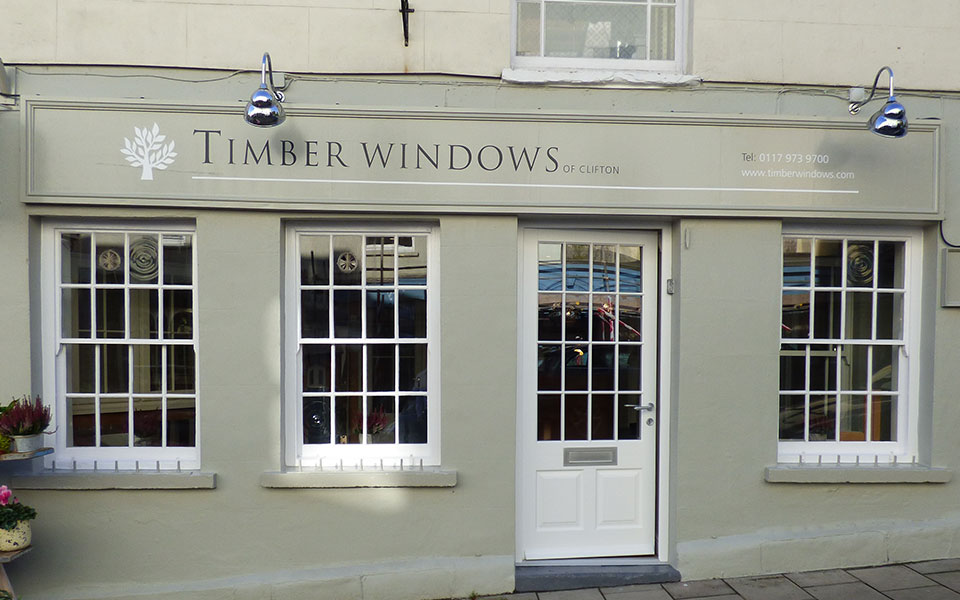 Visit our specialist showroom in Clifton