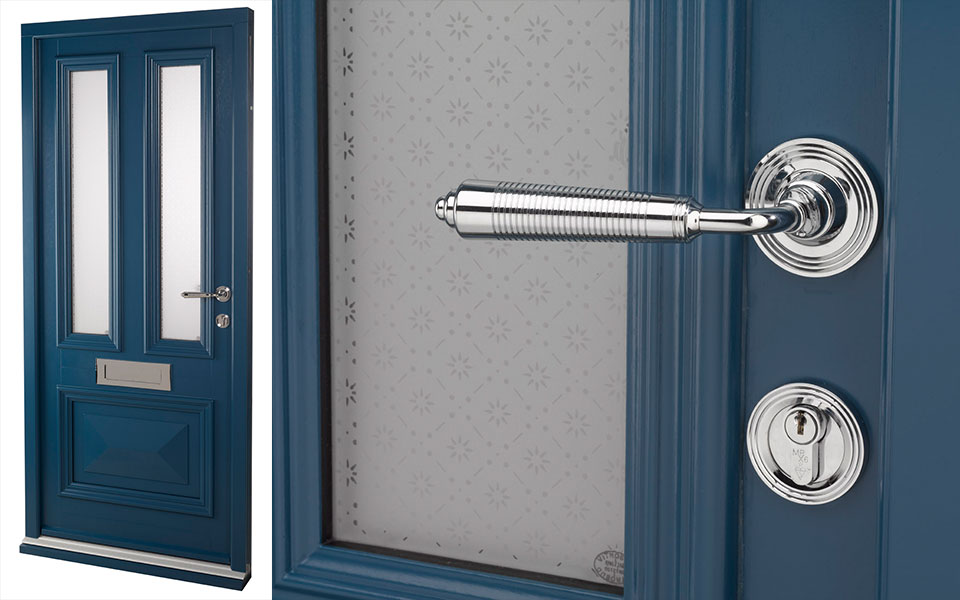 New conservation style door designs